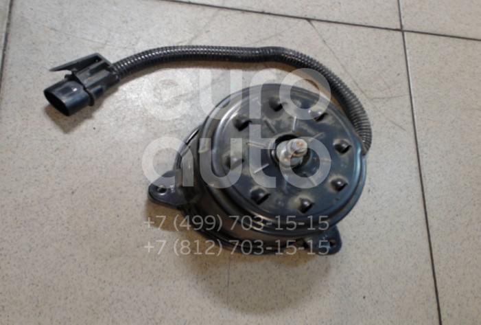Моторчик вентилятора Mitsubishi Outlander XL (CW) 2006-2012; (1355A101)  - купить со скидкой