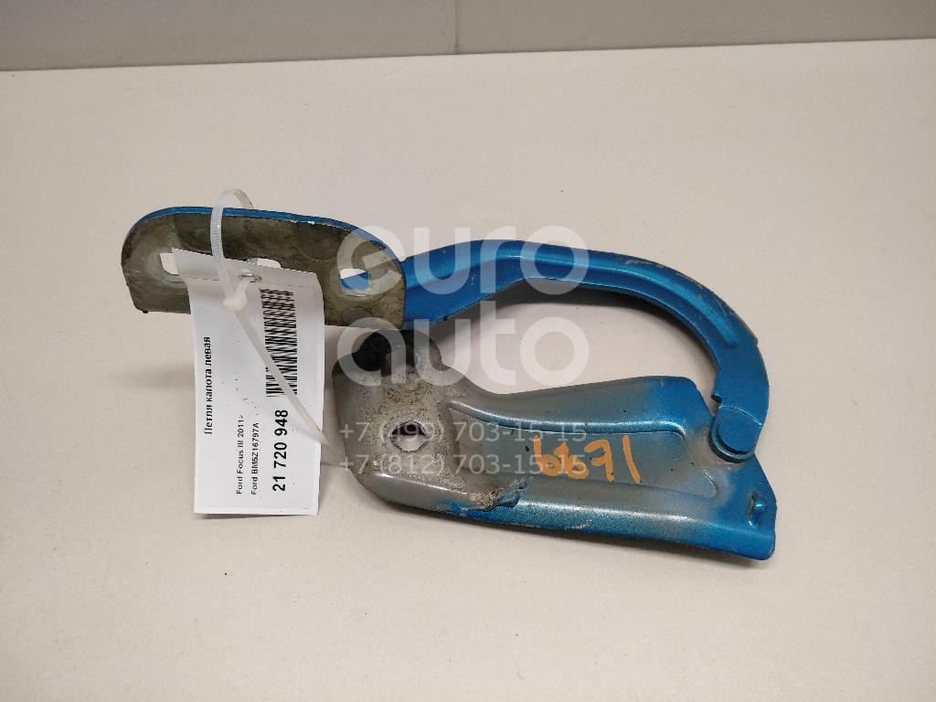 Купить Петля капота левая Ford Focus III 2011-; (BM5Z16797A)