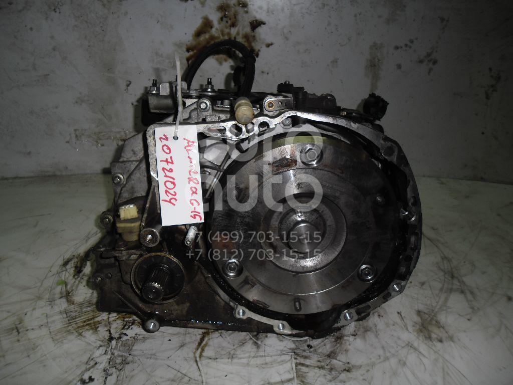 Купить АКПП (автоматическая коробка переключения передач) Nissan Almera (G15) 2013-; (310204AD1C)