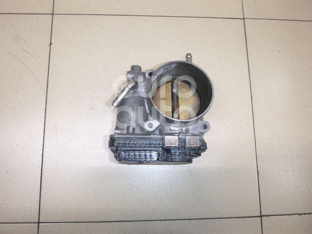 Заслонка дроссельная электрическая Subaru Tribeca (B9) 2005-2014; (16112AA160)