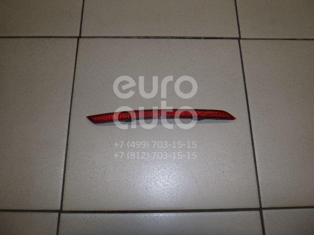 Купить Отражатель в бампер задний левый VW Polo (Sed RUS) 2011-; (6RF945105)