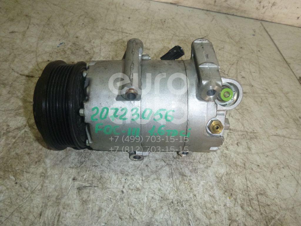 Купить Компрессор системы кондиционирования Ford Focus III 2011-; (AV1119D629BA)