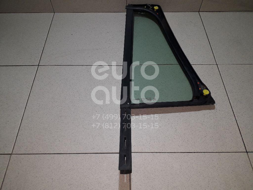 Стекло двери задней правой (форточка) Citroen C4 Grand Picasso 2006-2014; (9204L6)  - купить со скидкой