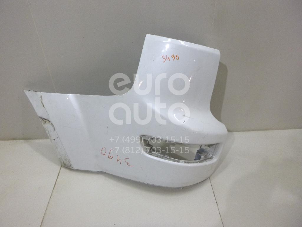 Купить Накладка заднего бампера левая Mitsubishi Outlander XL (CW) 2006-2012; (6410A217WA)