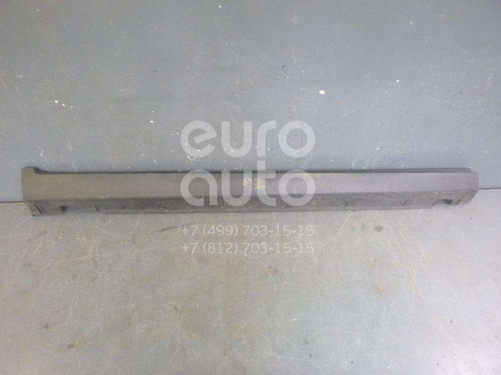 Накладка на порог (наружная) Kia Sorento 2009-; (877522P000)  - купить со скидкой