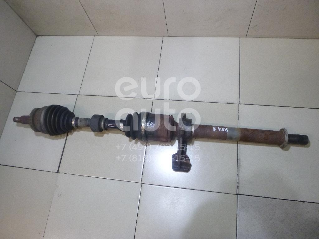 Купить Полуось передняя правая Kia Sorento 2009-; (495011U200)