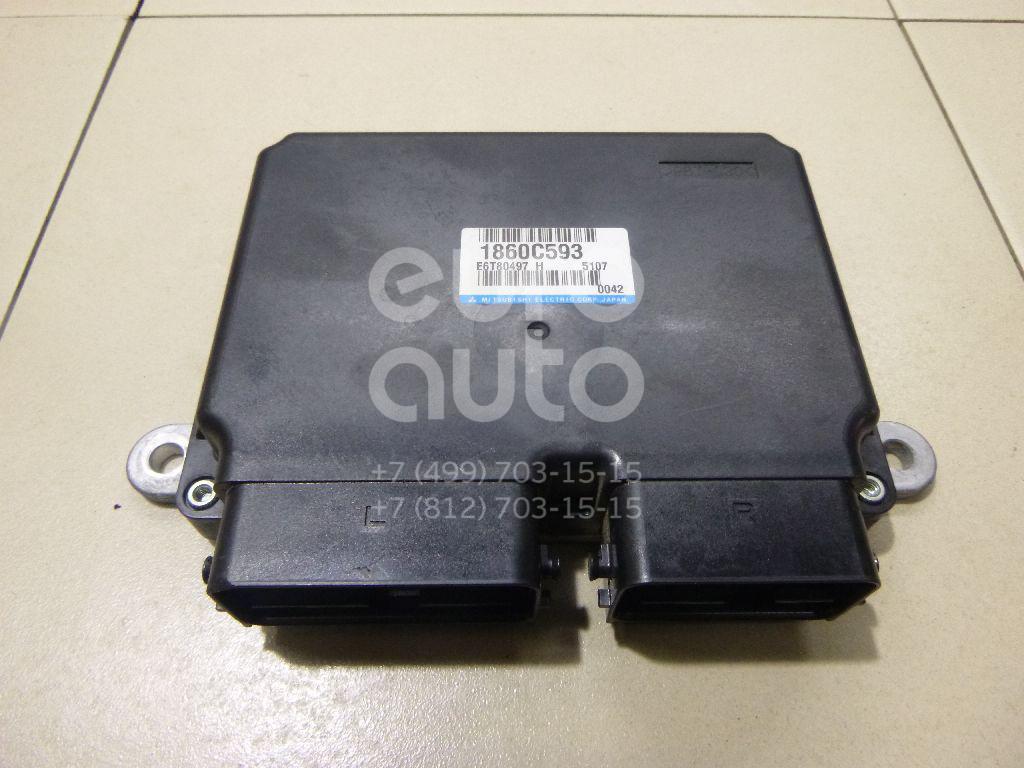 Купить Блок управления двигателем Mitsubishi ASX 2010-2016; (1860C593)