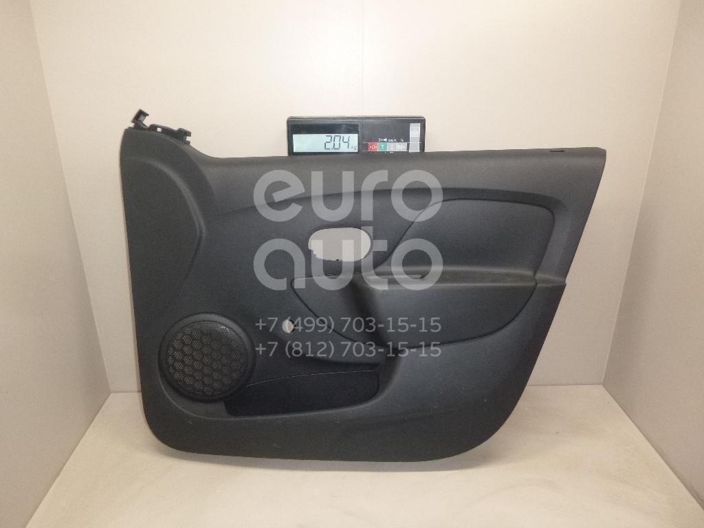 Обшивка двери передней правой Renault Logan II 2014-; (809003622R)  - купить со скидкой