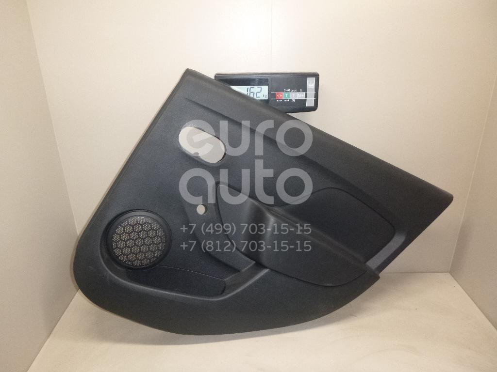Купить Обшивка двери задней правой Renault Logan II 2014-; (829005920R)
