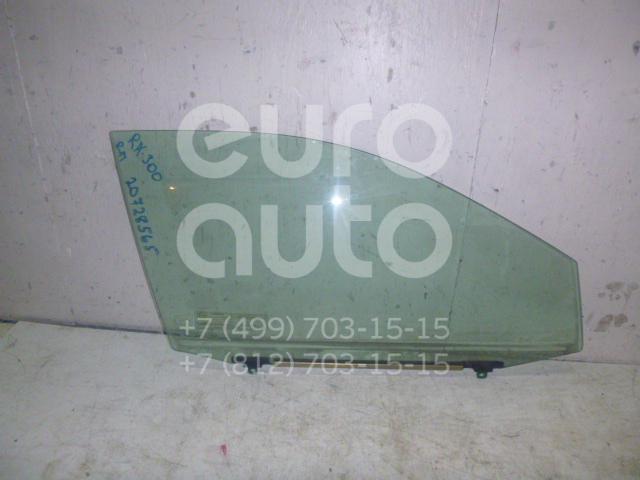 Купить Стекло двери передней правой Lexus RX 300/330/350/400h 2003-2009; (6810148070)