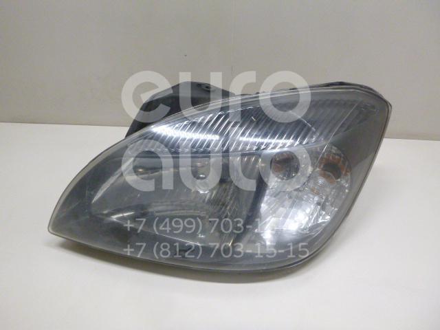 Купить Фара левая Kia RIO 2005-2011; (921011G620)