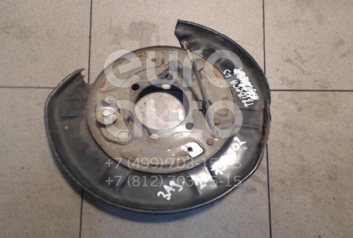 Купить Щит опорный задний левый Subaru Tribeca (B9) 2005-2014; (26704XA0109E)