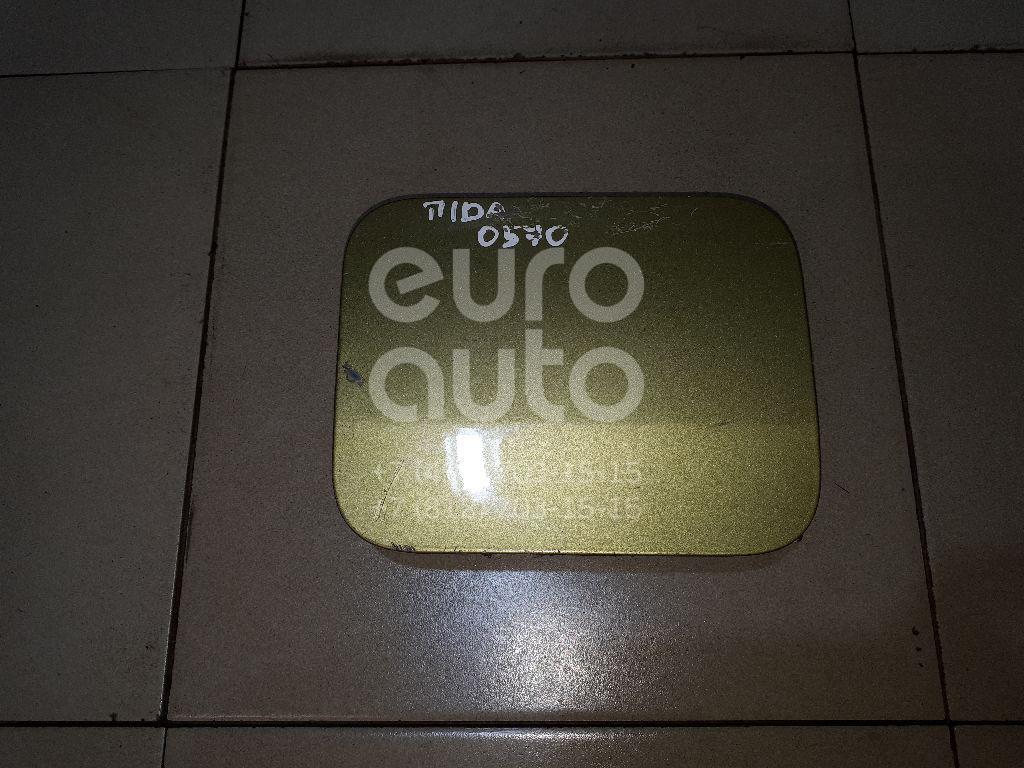 Лючок бензобака Nissan Tiida (C11) 2007-2014; (78830ED000)  - купить со скидкой