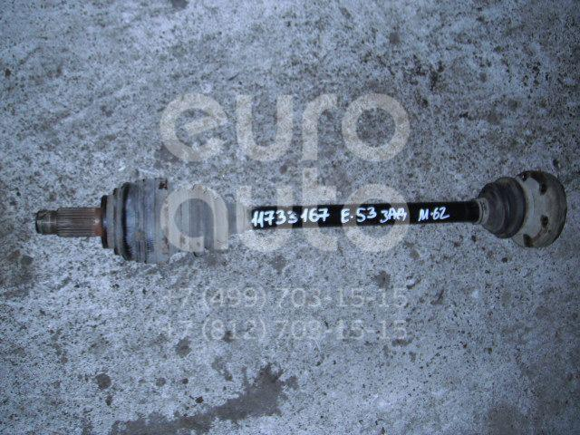 Купить Полуось задняя BMW X5 E53 2000-2007; (33207500915)