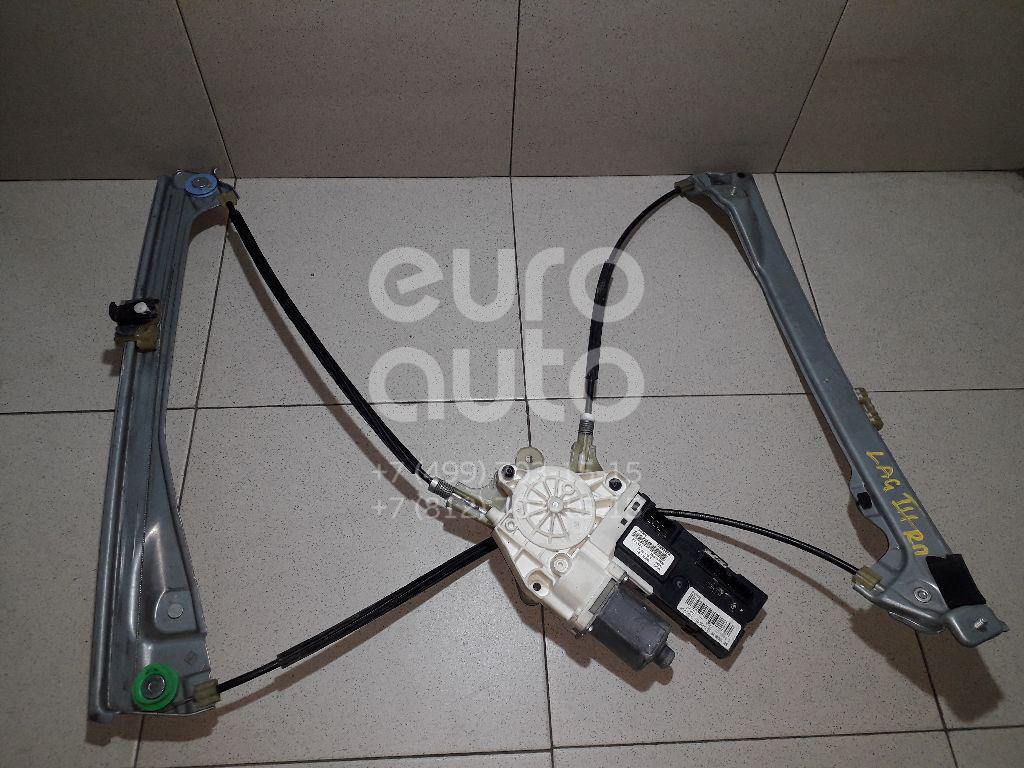 Купить Стеклоподъемник электр. передний правый Renault Laguna III 2008-2015; (807000002R)
