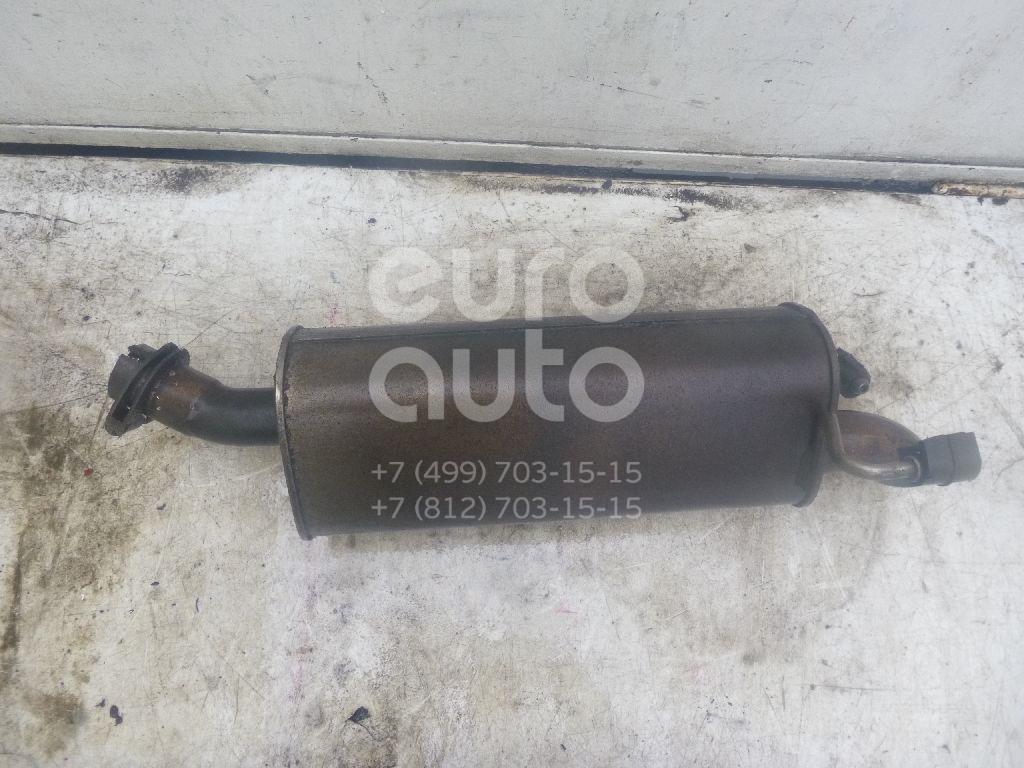 Купить Глушитель основной Opel Zafira B 2005-2012; (13195995)