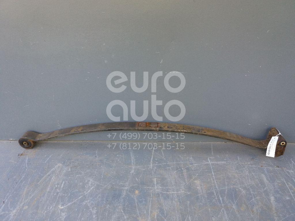 Купить Рессора задняя Mercedes Benz Sprinter (906) 2006-; (9063201806)