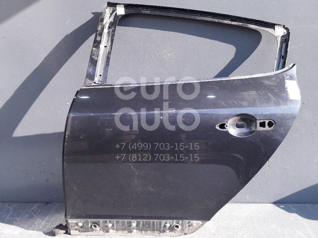 Купить дверь багажника ВАЗ 2109 в Барнауле! Цены на новые