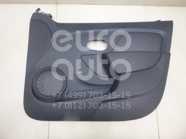 Купить Обшивка двери передней правой Renault Logan II 2014-; (809003622R)