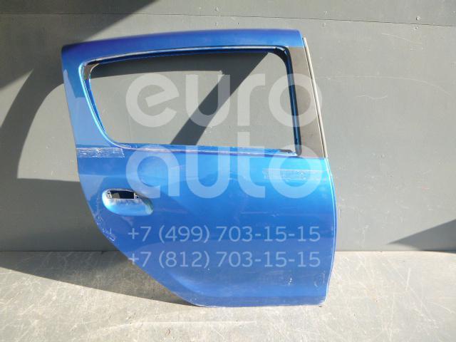 Купить Дверь задняя правая Renault Sandero 2014-; (821005582R)