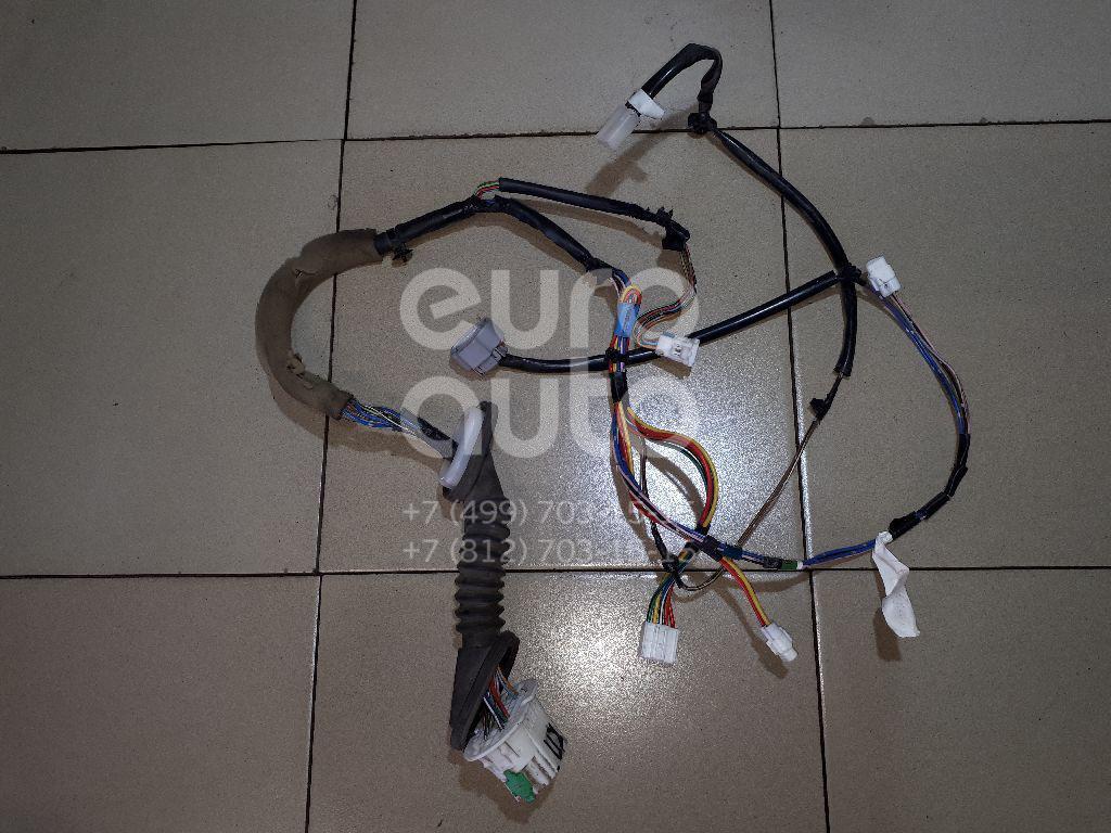 Купить Проводка (коса) Suzuki Grand Vitara 1998-2005; (3675765D01)