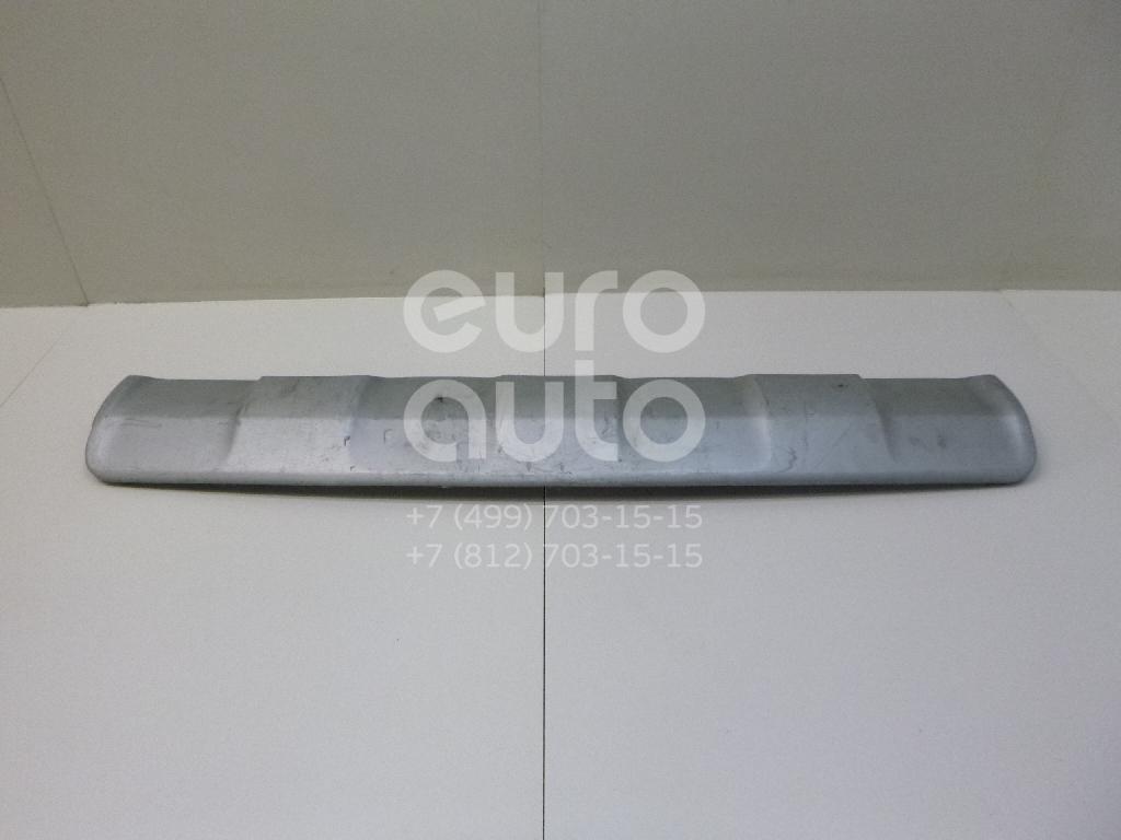 Купить Накладка заднего бампера Mercedes Benz W164 M-Klasse (ML) 2005-2011; (1648850322)