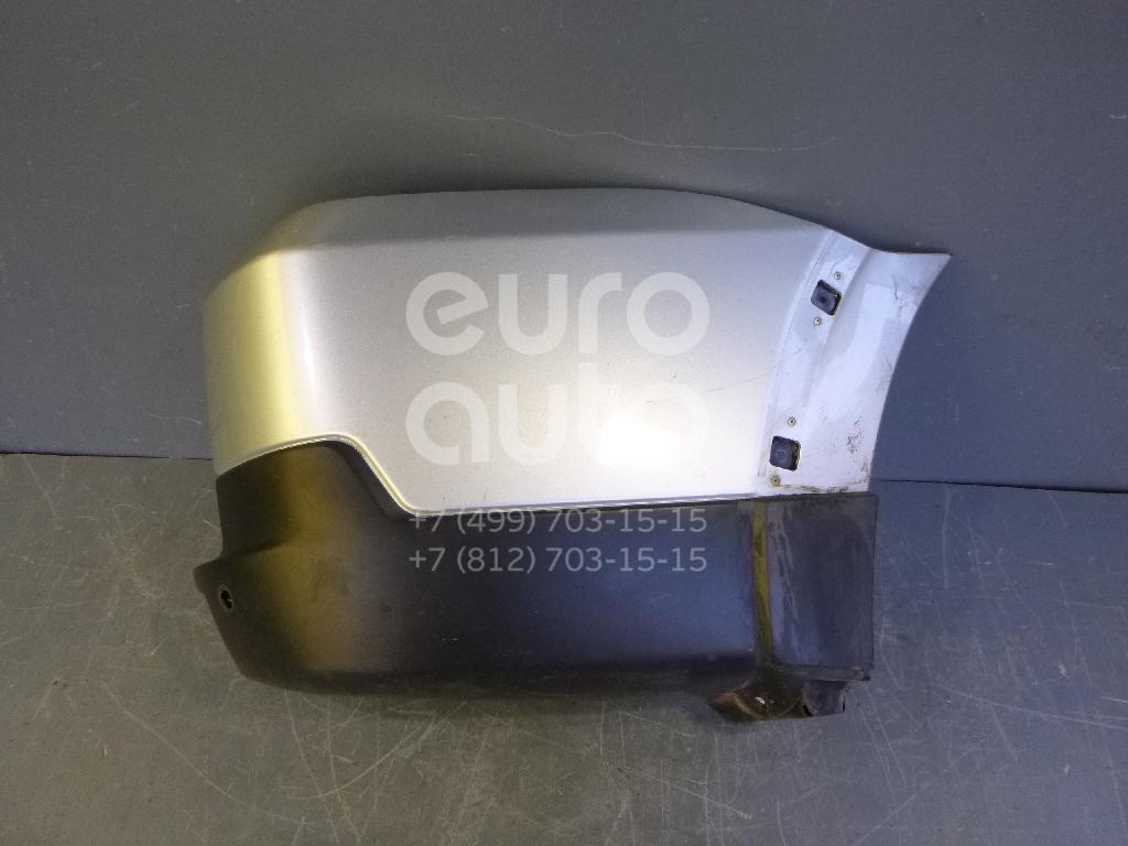 Купить Накладка заднего бампера правая Mitsubishi Pajero/Montero IV (V8, V9) 2007-; (6410B016HA)