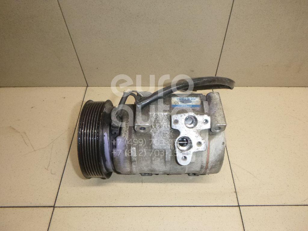 Купить Компрессор системы кондиционирования Mitsubishi Pajero/Montero IV (V8, V9) 2007-; (7813A163)