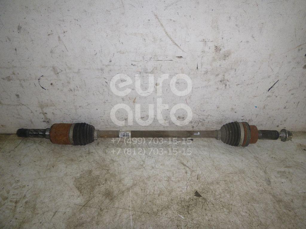 Купить Полуось задняя Ford Kuga 2012-; (CV614K138AA)