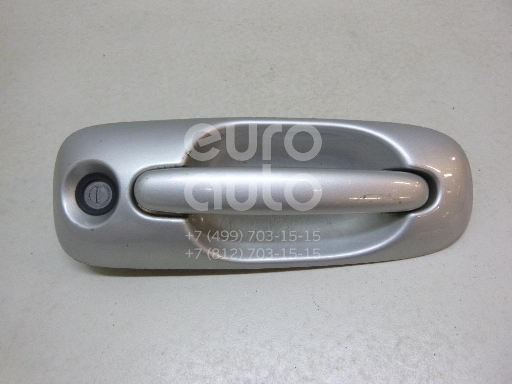 Ручка двери передней наружная правая Chrysler Voyager/Caravan (RG/RS) 2000-2008; (RP70WS2AC)  - купить со скидкой