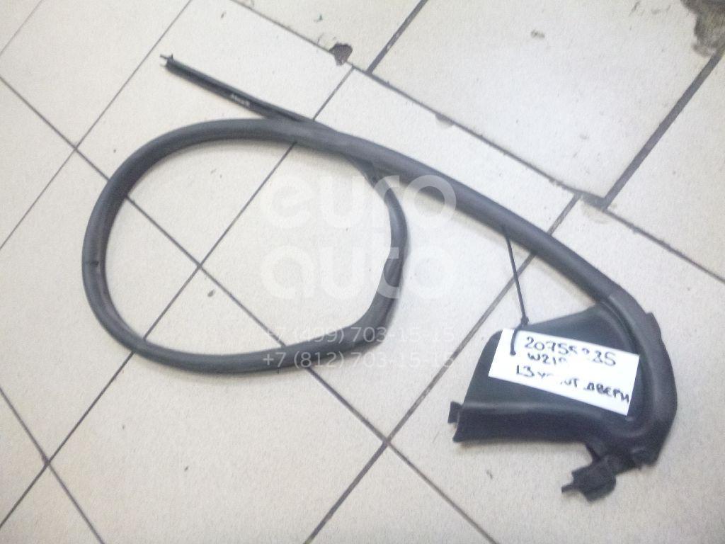 Купить Уплотнитель двери Mercedes Benz W219 CLS 2004-2010; (2197370130)