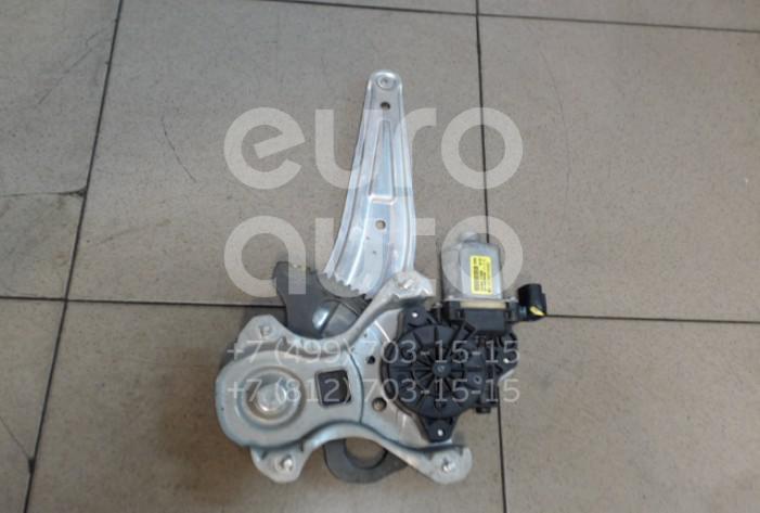 Купить Стеклоподъемник электр. задний правый Kia Picanto 2011-; (834021Y010)