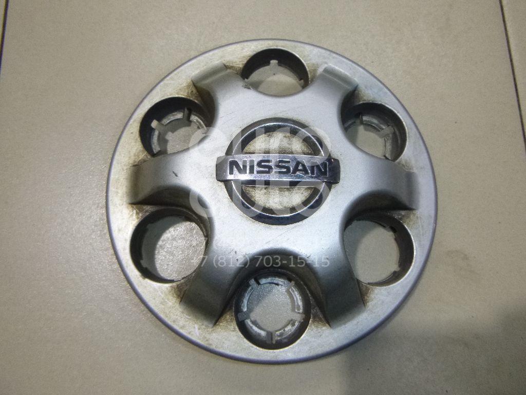 Купить Колпак декоративный Nissan Navara (D40) 2005-2015; (40315EB000)