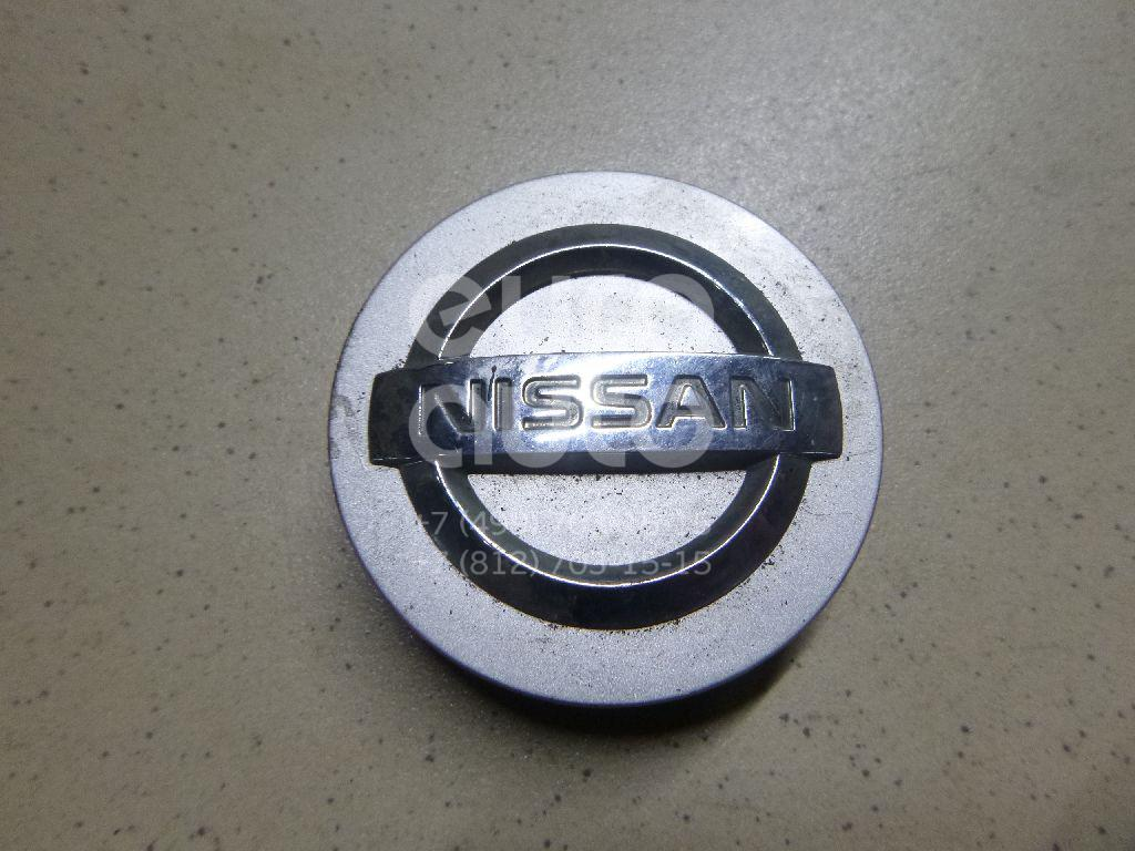Купить Колпак декор. легкосплавного диска Nissan X-Trail (T32) 2014-; (40342AU510)