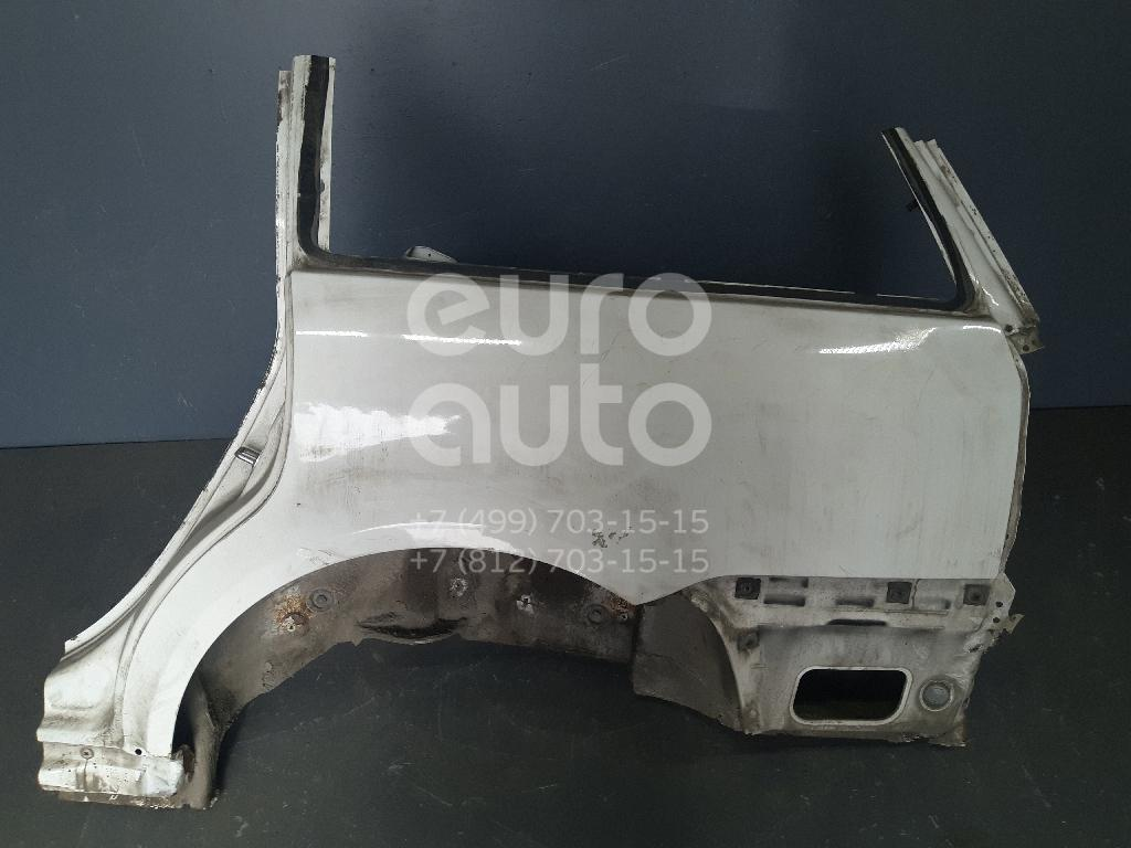 Купить Крыло заднее левое VW Passat [B5] 2000-2005; (3B9809843C)