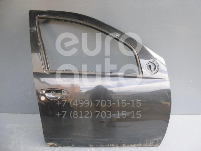 Дверь передняя правая Renault Sandero 2009-2014; (801006248R)  - купить со скидкой