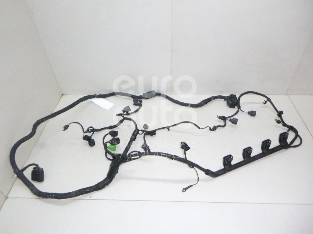 Купить Проводка (коса) Skoda Octavia (A5 1Z-) 2004-2013; (06J972619T)