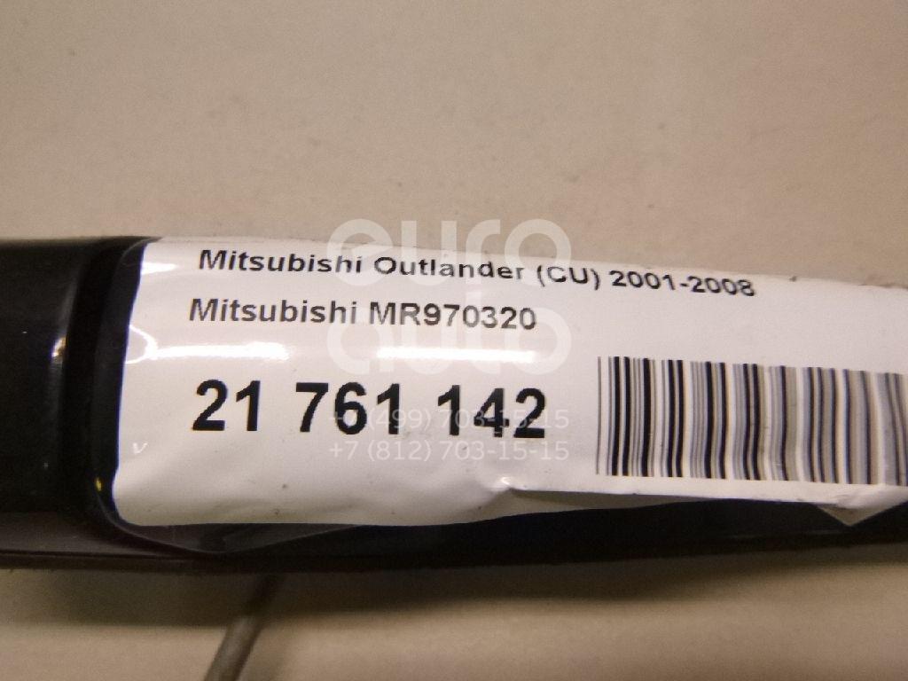 Купить Ручка двери задней наружная правая Mitsubishi Outlander (CU) 2001-2008; (MR970320)