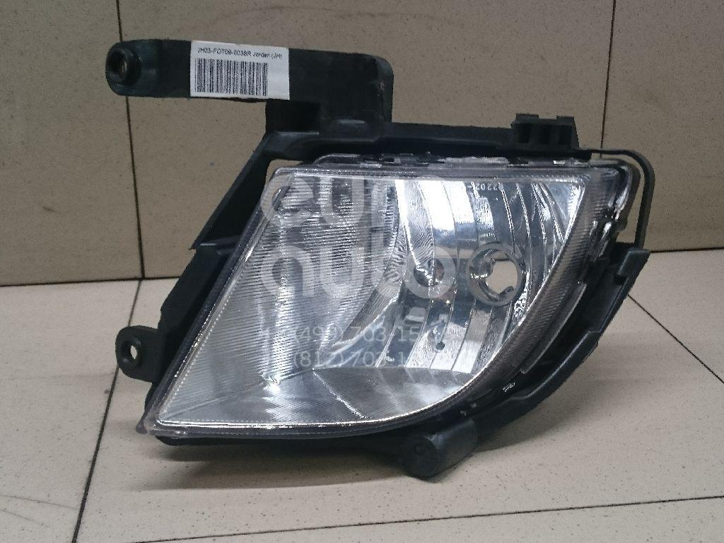 Купить Фара противотуманная правая Kia Cerato 2009-2013; (JH03-FOT09-003BR)