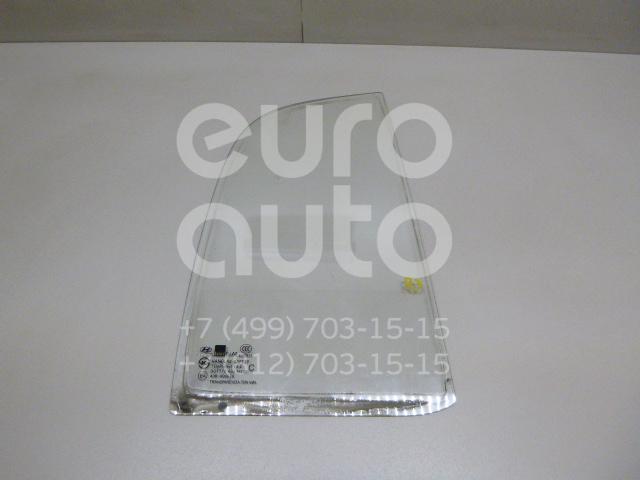 Купить Стекло двери задней правой (форточка) Hyundai Getz 2002-2010; (834611C000)