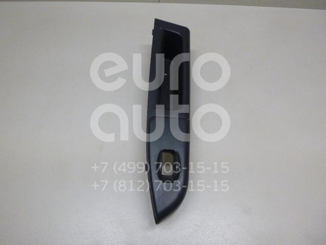 Купить Накладка блока управления стеклоподъемниками Hyundai Getz 2002-2010; (827411C000WK)