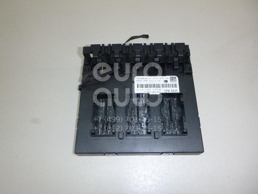 Купить Блок комфорта VW Golf VI 2009-2013; (1K0937086C)