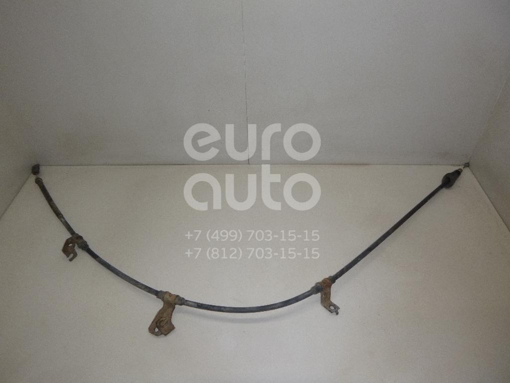 Купить Трос стояночного тормоза левый Mitsubishi Colt (Z3) 2003-2012; (MR955259)