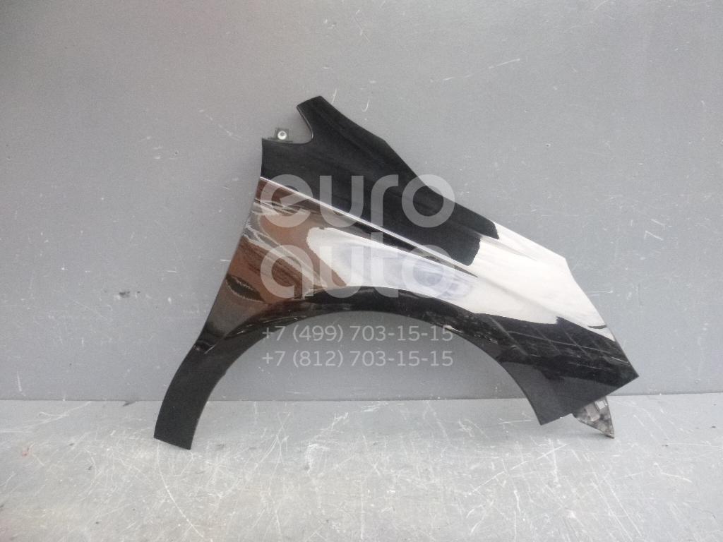 Купить Крыло переднее правое Citroen C4 II 2011-; (7841AX)