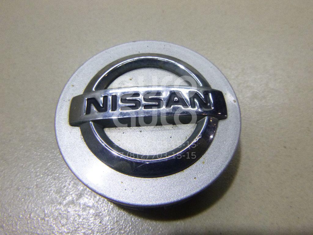 Купить Колпак декор. легкосплавного диска Nissan Micra (K12E) 2002-2010; (40342AV610)