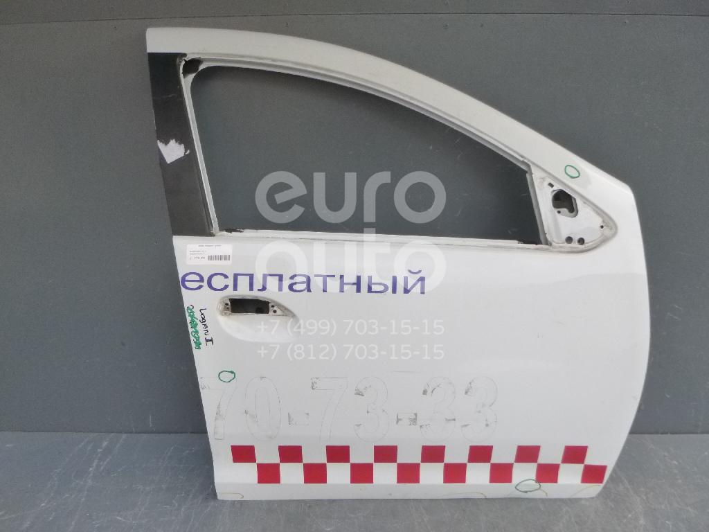 Купить Дверь передняя правая Renault Logan II 2014-; (801008681R)