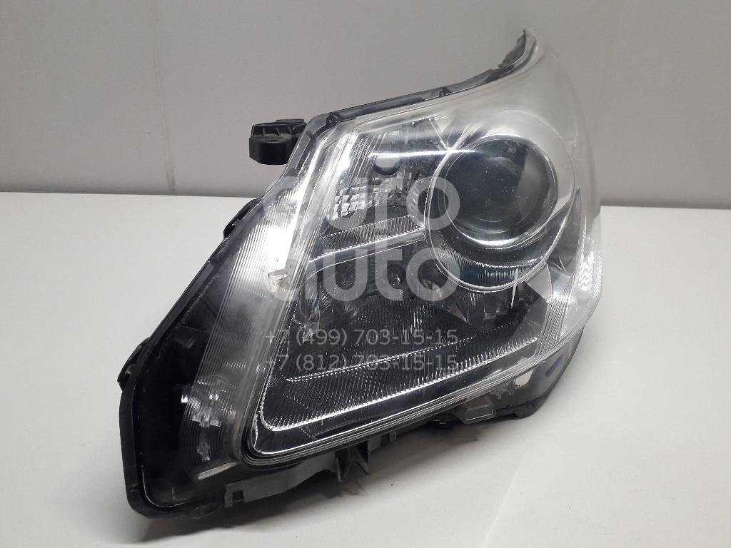 Купить Фара левая Toyota Avensis III 2009-; (8117005300)