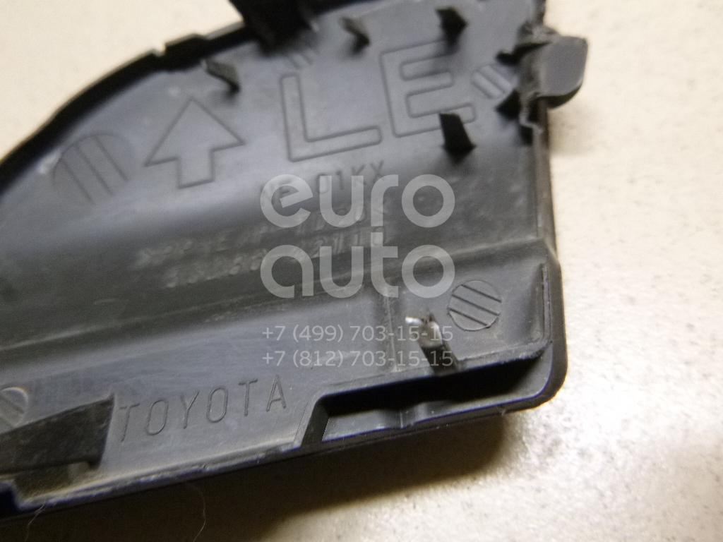 оригинальный буксировочный крюк на toyota rav4 2008