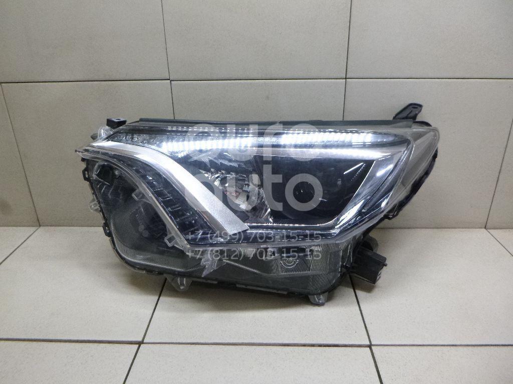 Купить Фара левая Toyota RAV 4 2013-; (8117042650)