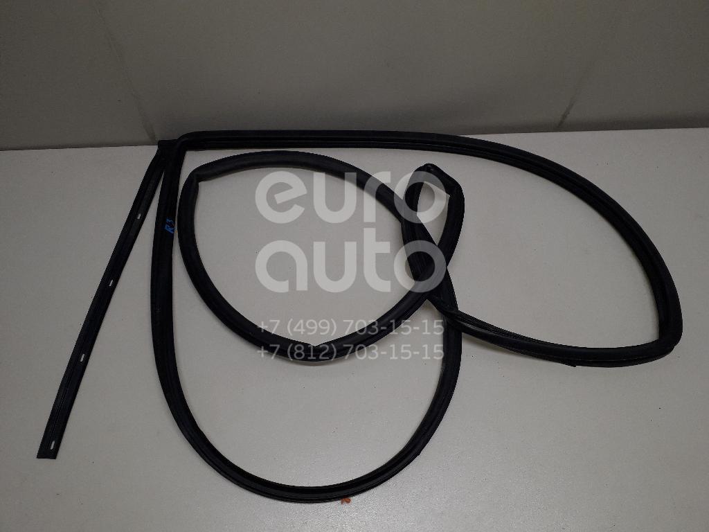 Купить Уплотнитель двери Kia RIO 2005-2011; (831401G200)
